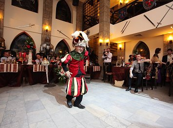 Restaurant Cavalerul Medieval Nunta Iasi