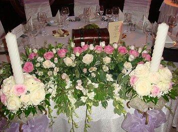 Decoratiuni Florale Nunta Iasi