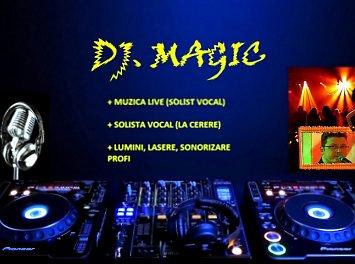 Magic Show Iasi &    Dj. Magic Nunta Iasi