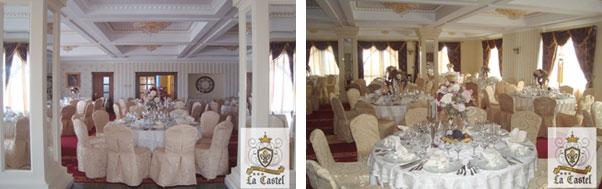 La Castel in Top 10 Restaurante nunta Iasi