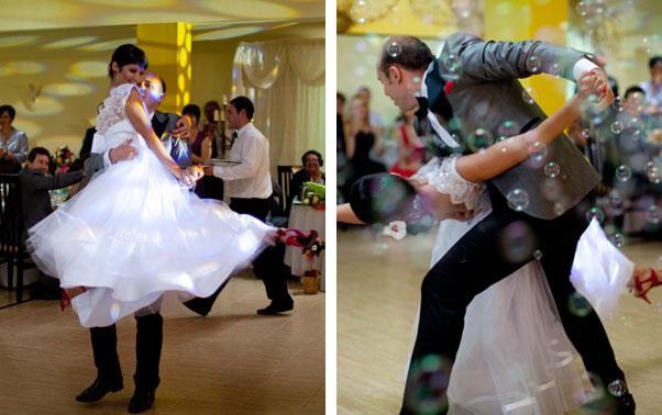 Dansul mirilor Bucuresti Lady Cozac