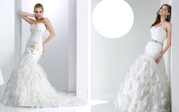 Rochie de mireasa sirena Impression Bridal