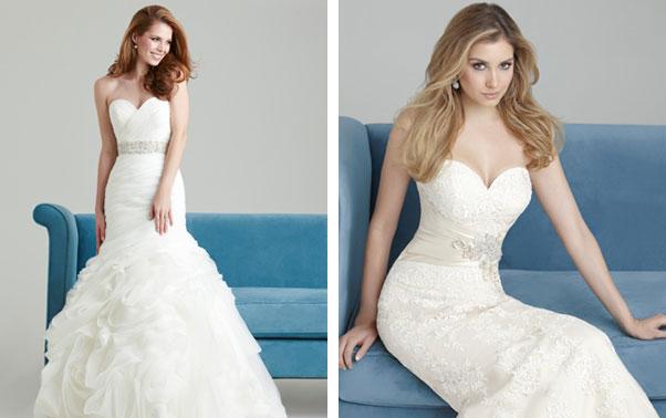 Rochie de mireasa Allure Bridals